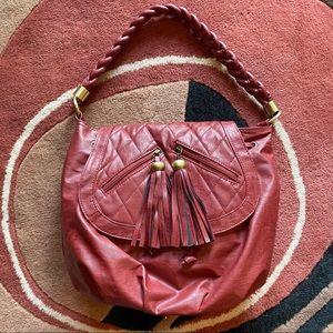 Bueno Tassel Shoulder Bag